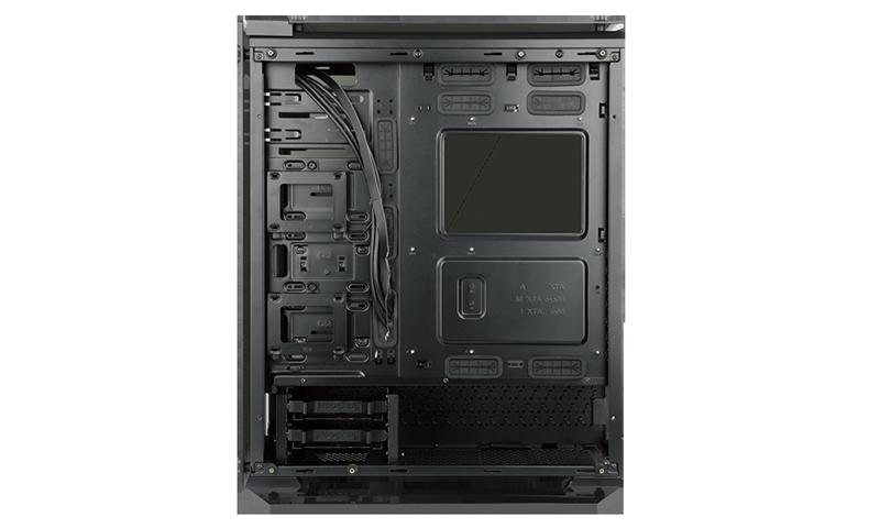 Interior Caja Gaming Cygnus