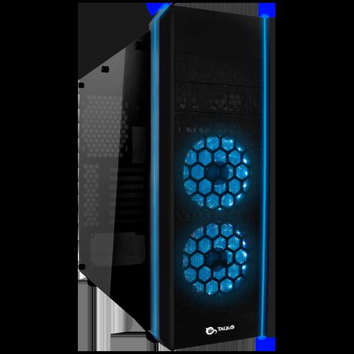 Caja Daemon Azul