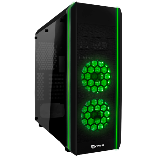 Caja Daemon Verde