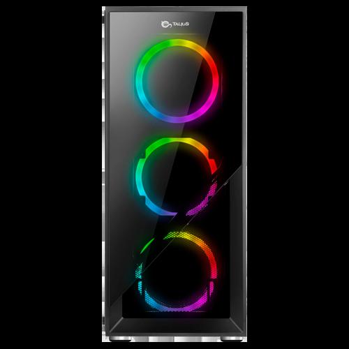 Frontal caja gaming Valkyria multicolor