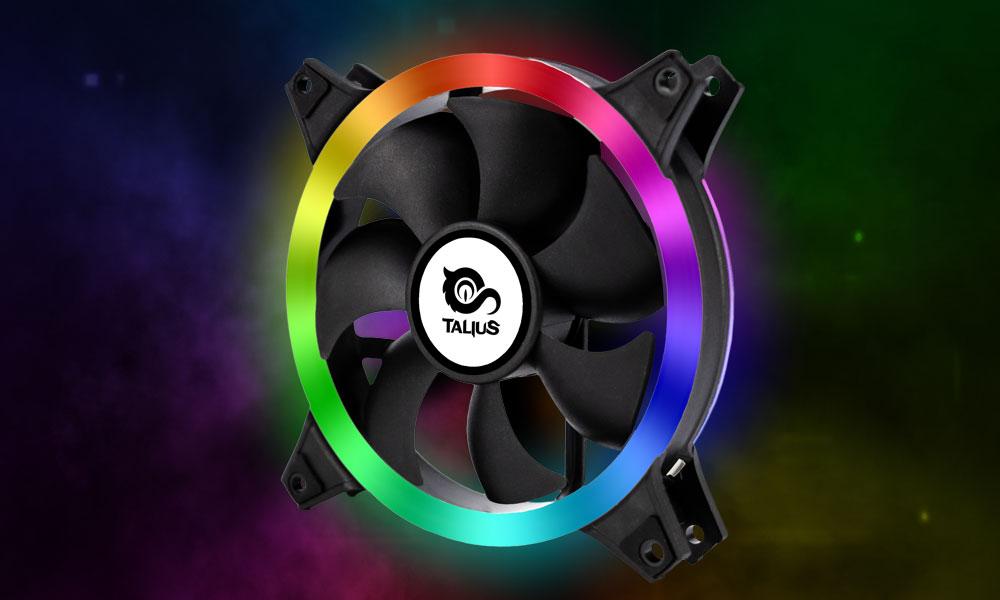 Ventiladores RGB