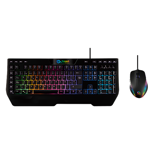 Kit gaming teclado + ratón Storm V2