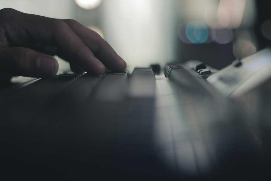 Como limpiar el teclado del portatil