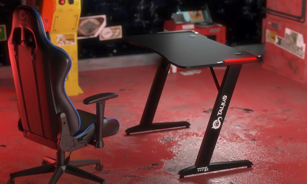Mesa de escritorio gaming
