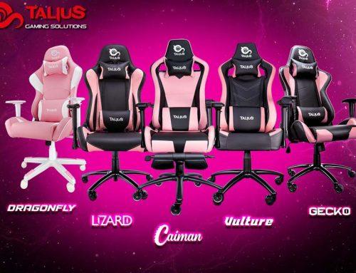 ¿Buscas una silla gaming rosa? Comparativa de los mejores modelos de este color