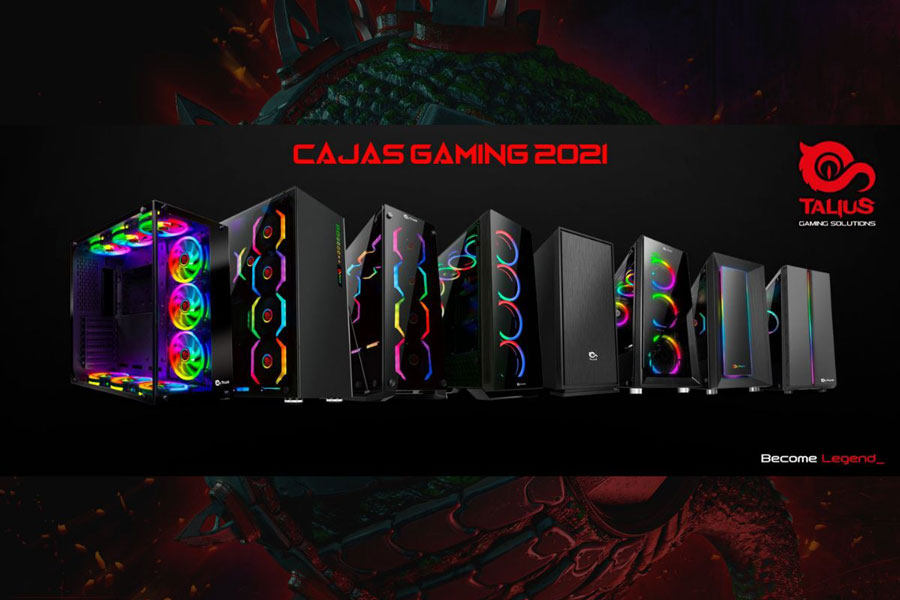 Mejores cajas gaming de 2021